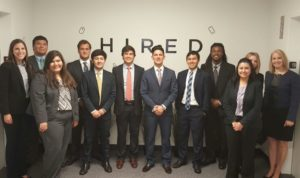 Greehey Scholars at Silicon Valley