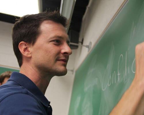 StMU Faculty Aaron Tyler