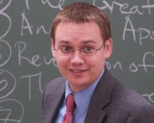 StMU Faculty Bradley Root