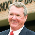 Bill Greehey, alumnus of St. Mary's University