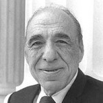Henry Gonzalez, alumnus of St. Mary's University