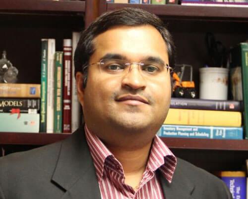 Gopalakrishnan Easwaran, Ph.D.