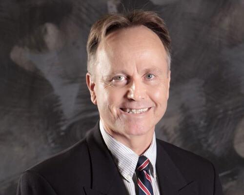 StMU Faculty Jeffrey Johnson