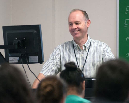 StMU Faculty Mark Lokensgard