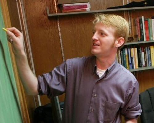 StMU Faculty Ryan Dunning