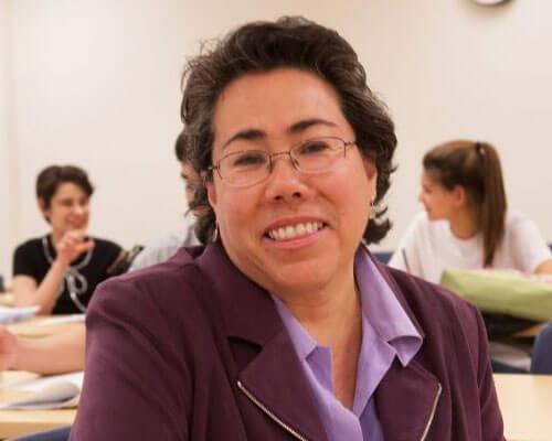 StMU Faculty Sonia Garcia