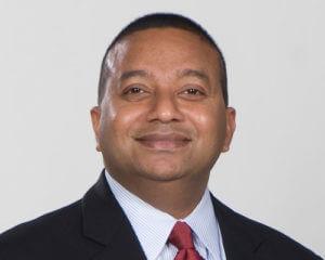 StMU Faculty Dean Winston Erevelles
