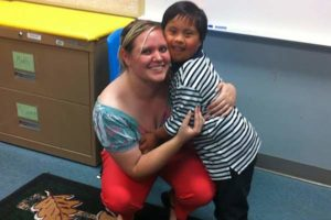 Pre-K Special Education Teacher, Lori Mayfield (B.B.A. '12)