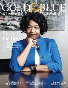 Fall 2016 magazine cover