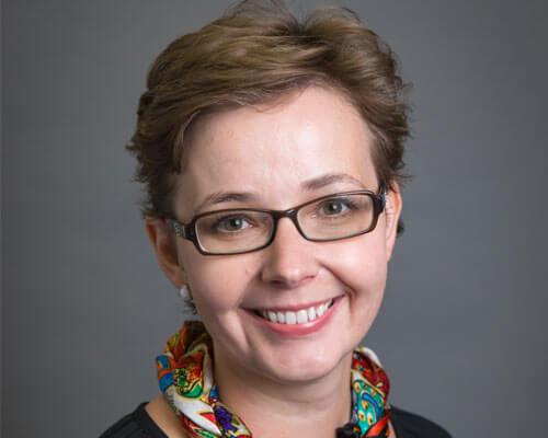 Klavdia Ballard Evans, Ph.D.