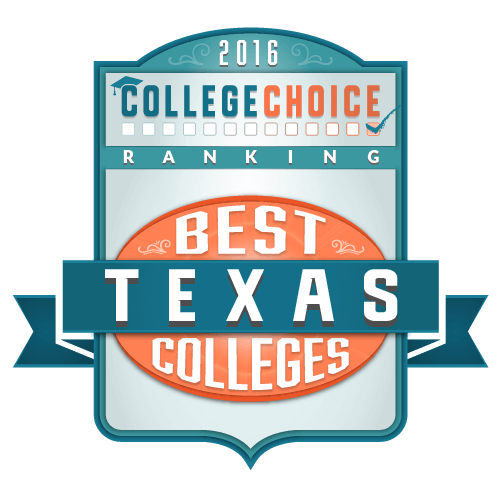 College Choice ranks St. Mary's No. 4 in Texas.