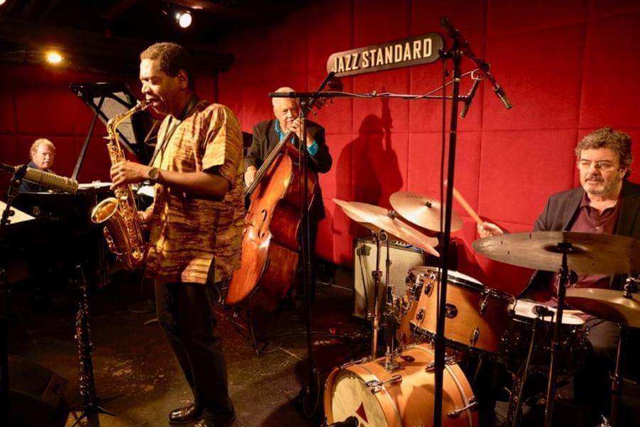 2019 Fiesta Jazz Festival featured artist, Rufus Reid and his quartet.