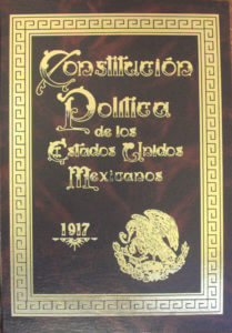 Mexico's Constitution of 1917