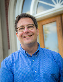 Thomas Bolin, Ph.D., Professor of Theology and Religious Studies at St. Norbert College
