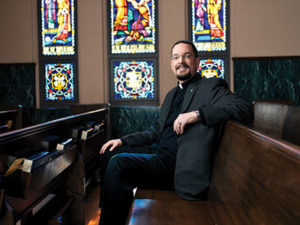 The Rev. Jason Martini