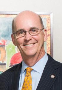 St. Mary's University President Thomas Mengler J.D.