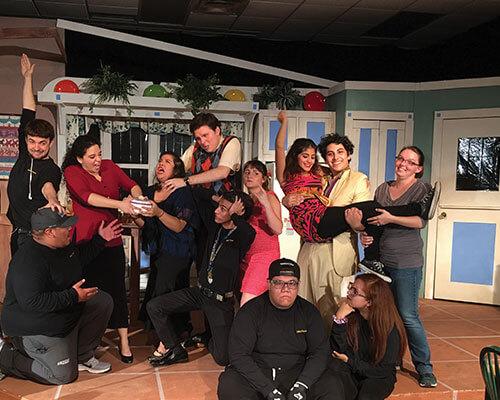 Drama Production at St. Mary's