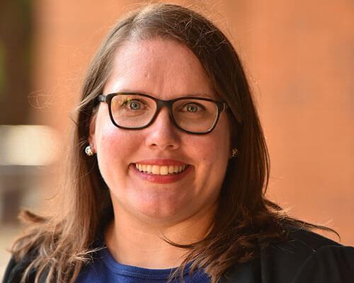 Lindsey Passenger Wieck, Ph.D.