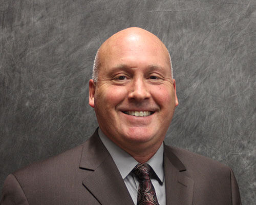 Executive in Residence of International Business Matthew Jordan