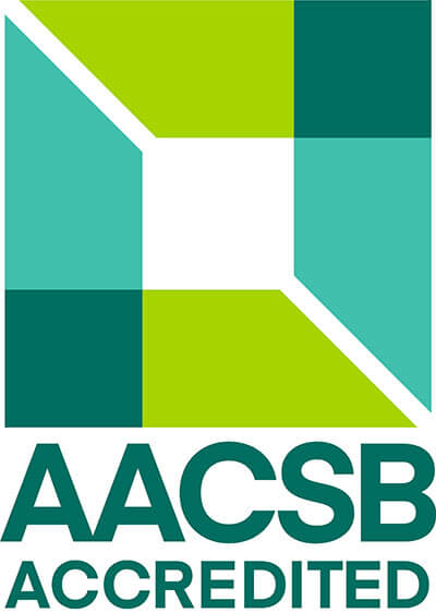 AACSB color logo.