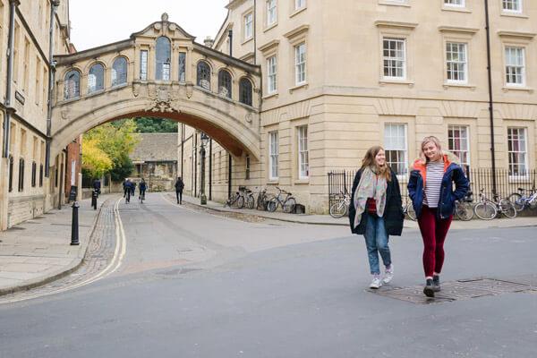 Oxford study abroad