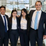Greehey School of Business students take second place at Spencer-RIMS competition