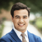 Sebastian Avila is a 2018-2019 Presidential Awardee from St. Mary's University