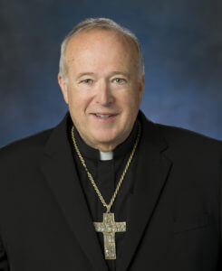 The Most Rev. Robert W. McElroy, S.Th.D., Ph.D., Bishop of the Diocese of San Diego