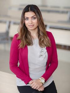 Alumna Sunitha Jenarius