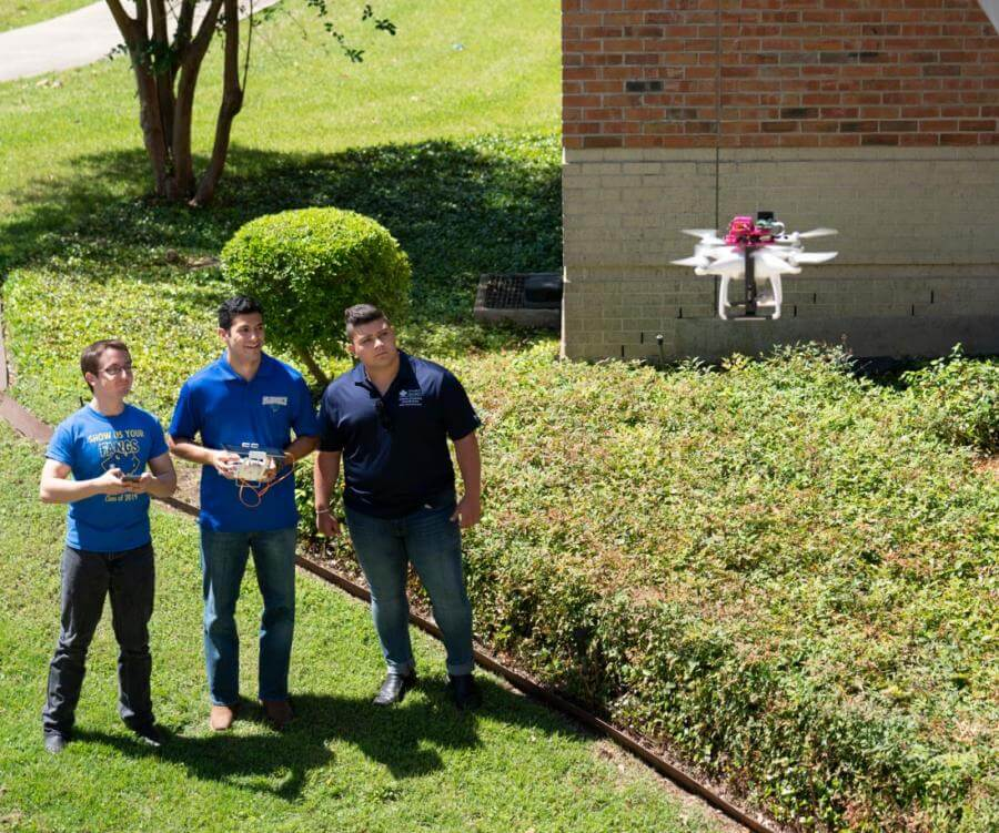 drone concentration