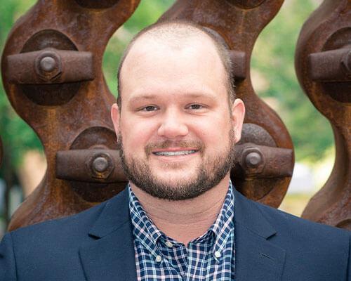 August Blackburn, Ph.D.