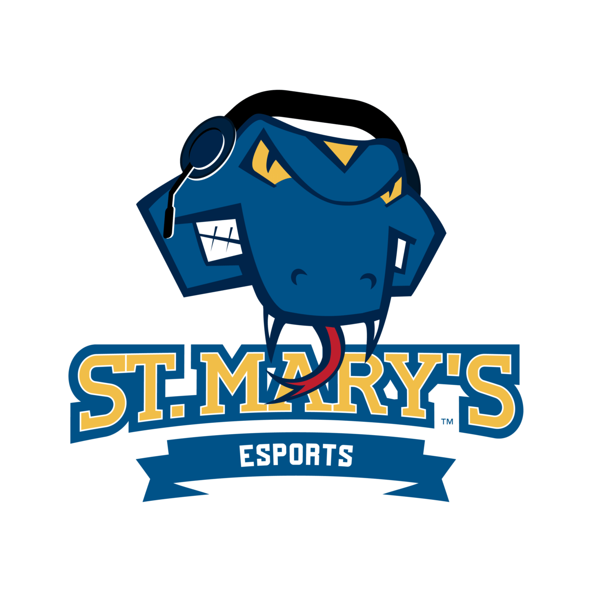 St. Mary's eSports logo