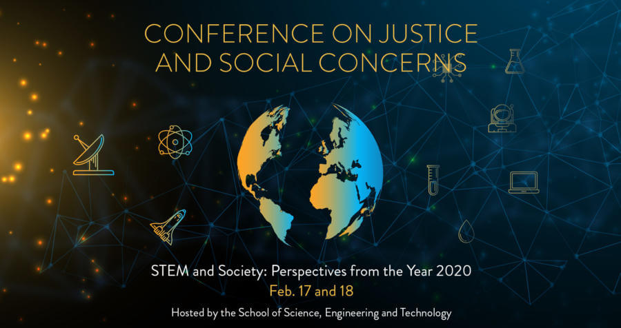 Conference on Justice and Social Concerns: STEM and Society — Perspectives from the Year 2020