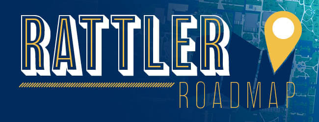 Rattler Roadmap Image for New Students