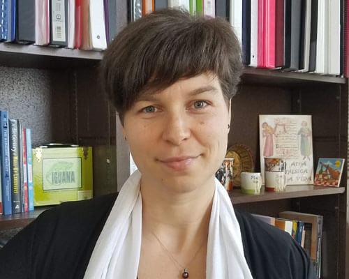 Patricia Gonzalez Darriba, Ph.D