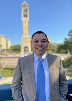 Marc Morales Admissions