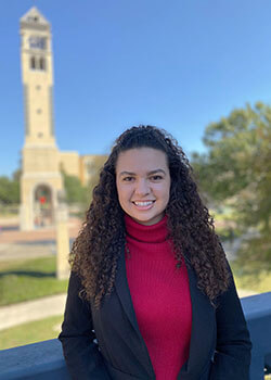 Monica Chavarria Admissions