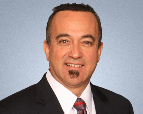 Frank Garza professor