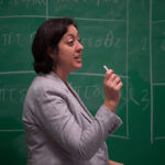 Allison Gray, Ph.D., teaching in Fall 2018.