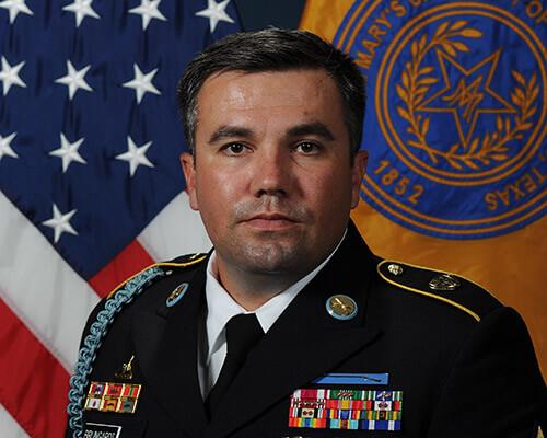 Brandon Brungardt Military Science