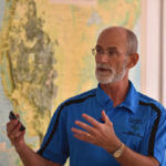 David Turner, Ph.D., teaching in a classroom.