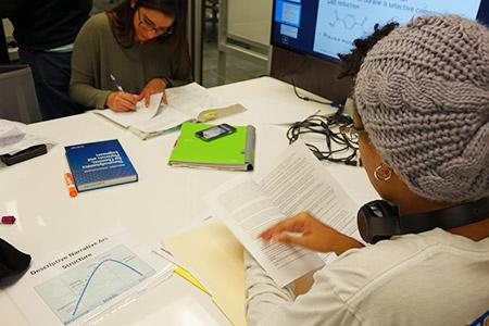 student tutors
