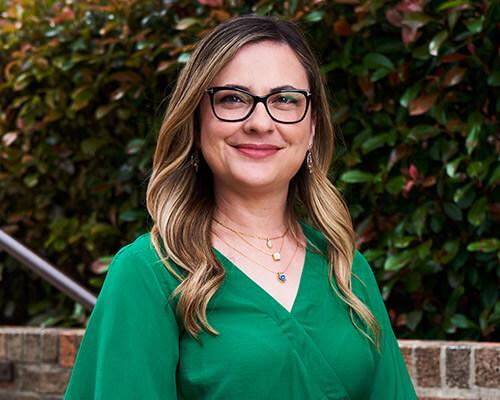 Violeta Diaz professor