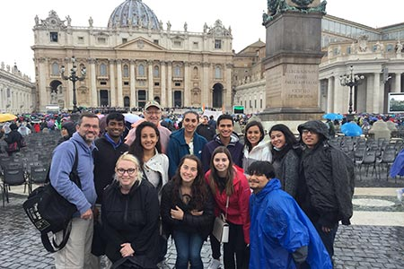 GSB Italy trip