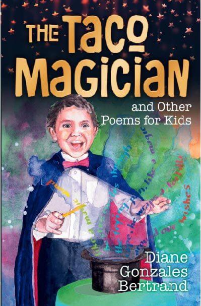 Diane Bertrand Taco Magician Cover