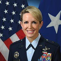 Brigadier General Laura L. Lenderman