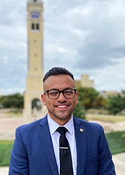 Gerardo Salgado Admissions