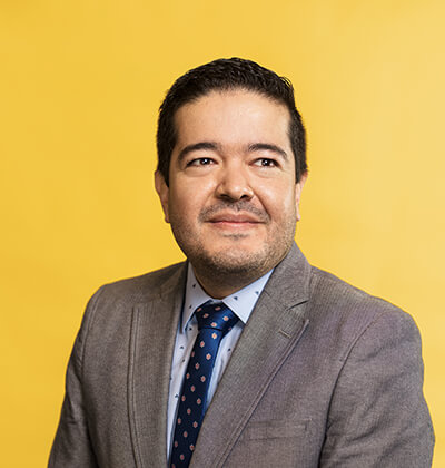 Juan Ocampo, Ph.D., Pivoting featured image