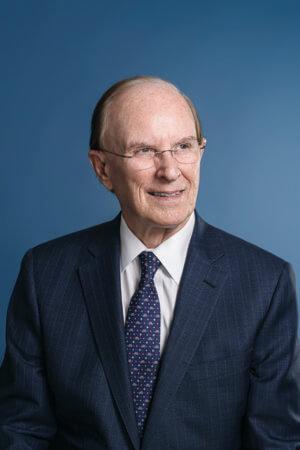 Bexar County Judge Nelson Wolff's headshot