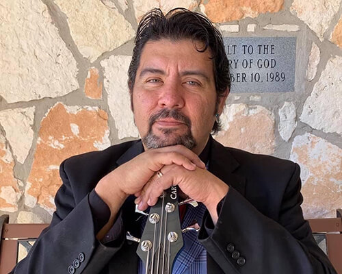 James E. Garcia headshot